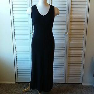 EUC Long formal dress